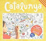 Catalunya. para Pintar y Colorear a lo grande (Color Map)