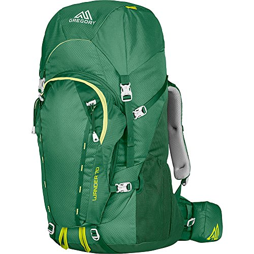 Gregory Mountain Products Wander 70 Liter Youth Backpack, Platoon Green, One Size