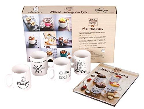 Coffret Mini-Mug cakes Nestlé Dessert