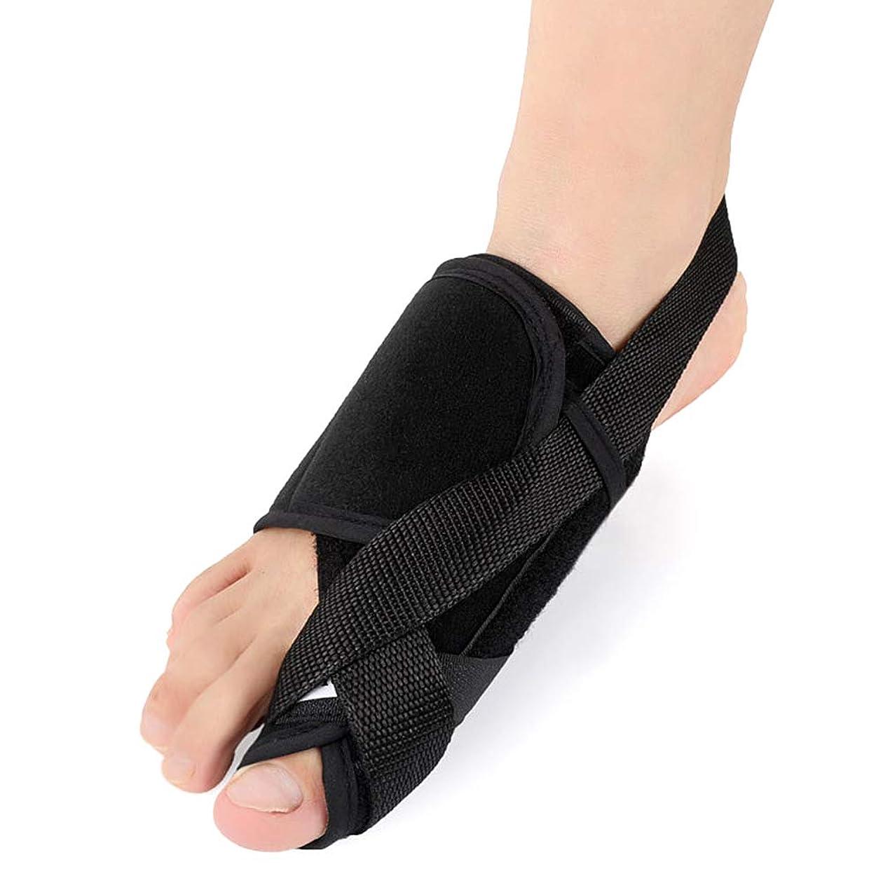 レンダー古代相互外反母趾足指セパレーターは足指重複嚢胞通気性吸収汗を防ぎヨガ後の痛みと変形を軽減,S
