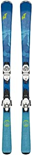 Nordica Astral 74 CA Skis w/ TP2 Compact 10 Bindings Womens