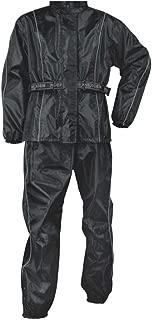 NexGen Women's Rain Suit (Black, Medium)