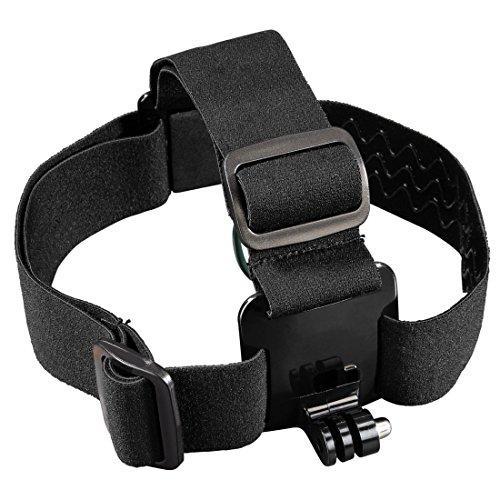 Hama Kopfhalterung für GoPro Kamera schwarz