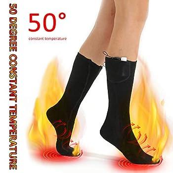 TWH Chaussettes chauffantes pour homme et femme