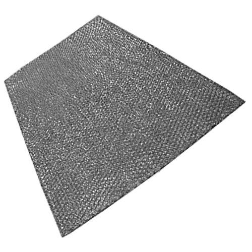 SPARES2GO groot aluminium gaasfilter voor Smeg afzuigkap/afzuigkap afzuigkap (92 x 47 cm, op maat gesneden)