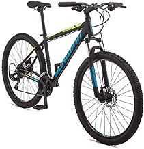 Schwinn Mesa 2 Adult Mountain Bike, 21 Speeds, 27.5 Inch Wheels, Medium Aluminum Frame, Black