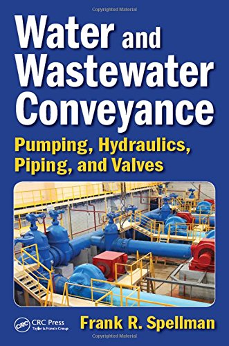 Water and Wastewater Conveyance: Pumping, Hydraulics, Piping, and Valves