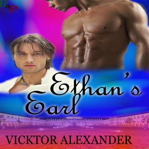 Ethan's Earl audiobook cover art