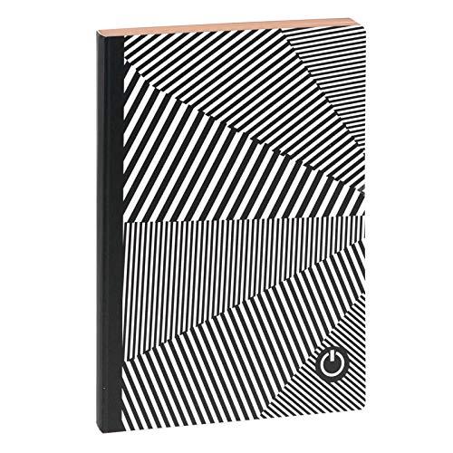 ARTEBENE Notizbuch Notizheft Schreibheft Schreibbuch A5 Black & White
