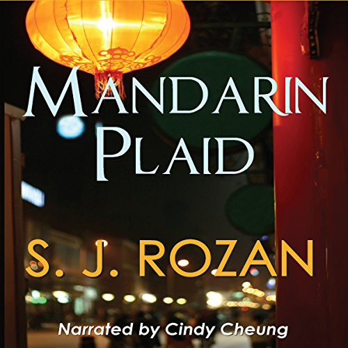 Mandarin Plaid audiobook cover art