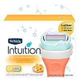 Schick Intuition Revitalizing Moisture Razor Blade Refills for Women, 6 Count hair removal women Apr, 2021