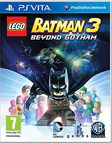 Jogo LEGO Batman 3 Beyond Gotham PS Vita