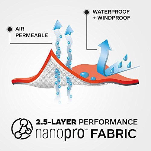 Marmot Men's PreCip Lightweight Waterproof Rain Jacket,Blue Sapphire,Large