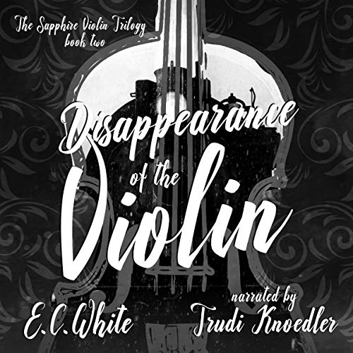 Disappearance of the Violin  By  cover art