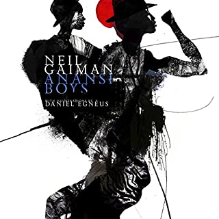 Anansi Boys                   By:                                                                                                                                 Neil Gaiman                               Narrated by:                                                                                                                                 Lenny Henry                      Length: 10 hrs and 6 mins     1,343 ratings     Overall 4.7