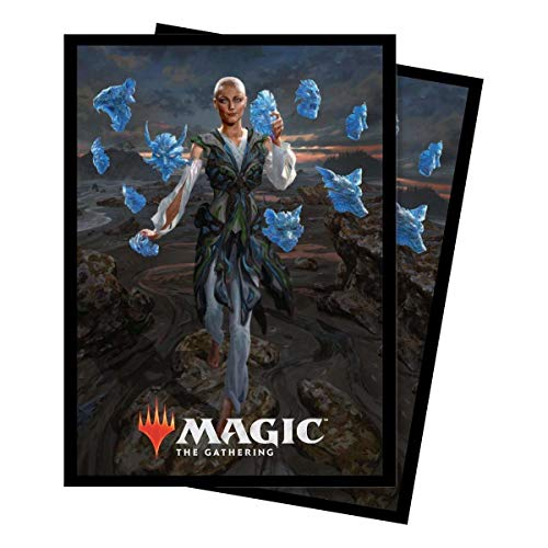Magic the Gathering MTG Deck Protector Kartenhüllen - Commander 2018 V2 (100)