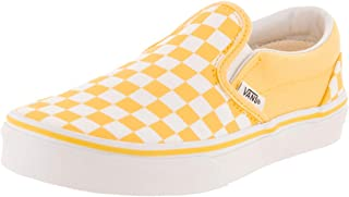Vans Classic Checkerboard Slip On Girl's Shoes