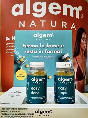 EASY SHAPE Algem Natura - Anti Fame - 2 Confezioni - 20% di SCONTO - PACCHETTO OFFERTA