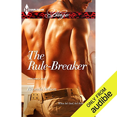 The Rule-Breaker audiobook cover art