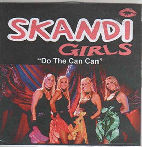 SKANDI GIRLS - DO THE CAN CAN - [CDS]