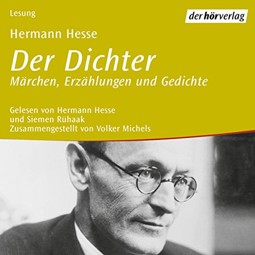 Der Dichter audiobook cover art