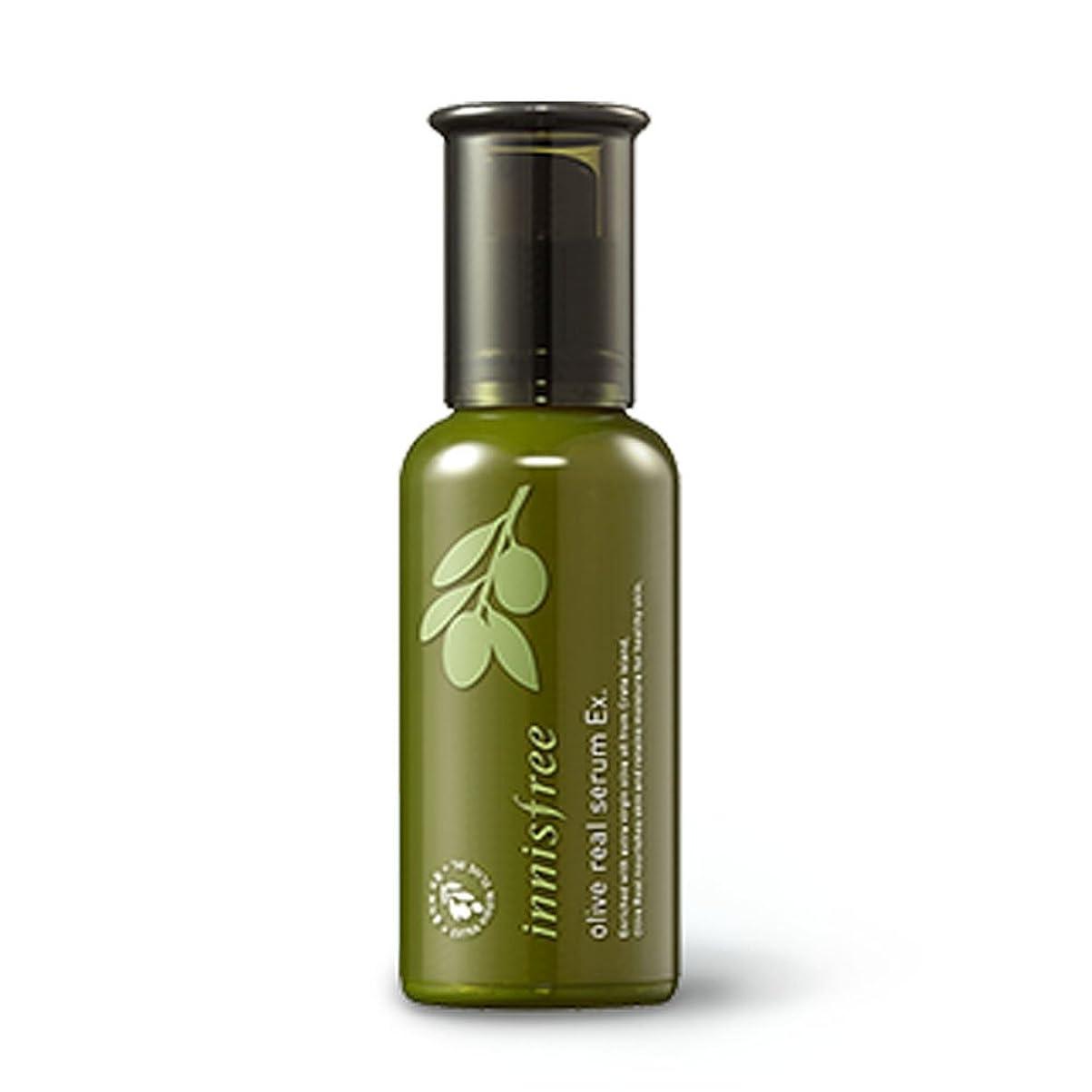 政令登場葉イニスフリーオリーブリアルセラム 50ml / Innisfree Olive Real Serum Ex. 50ml[海外直送品][並行輸入品]