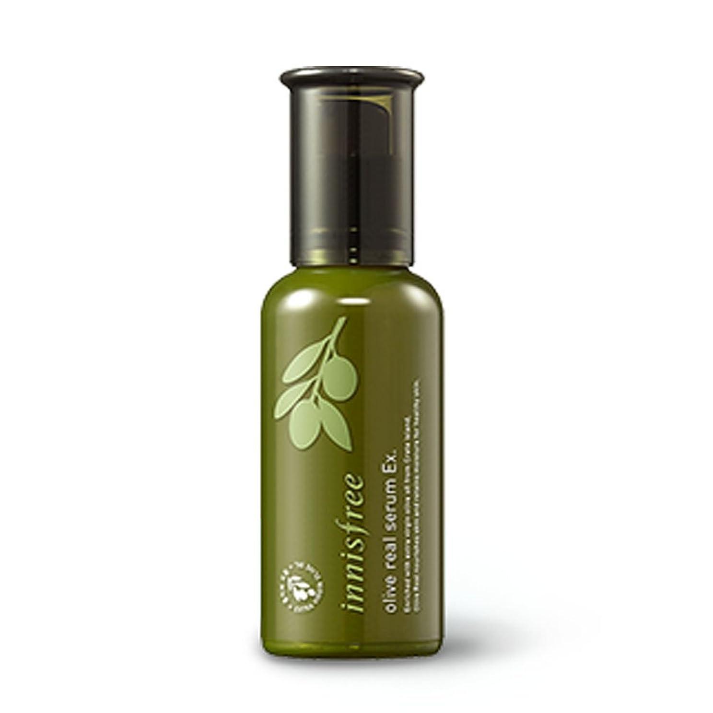 一晩人工蒸留するイニスフリーオリーブリアルセラム 50ml / Innisfree Olive Real Serum Ex. 50ml[海外直送品][並行輸入品]