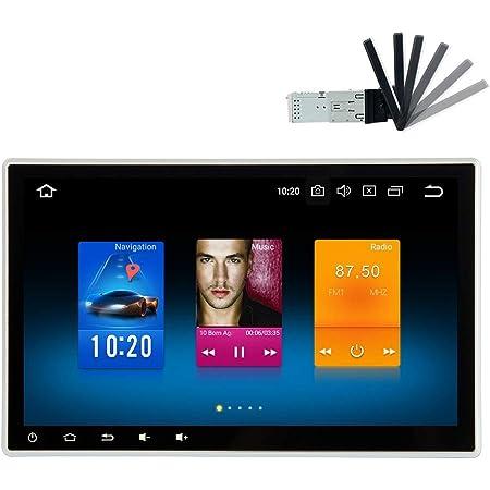 Dasaita 10 2 Zoll Android 9 0 Bluetooth Autoradio 1din Elektronik