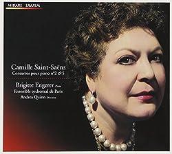 Saint-Saens: Piano Concerto No. 2 / Piano Concerto No. 5- Egyptian