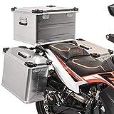 Maletas Laterales 34-34L Baul 64L para Yamaha XT 125 R/X