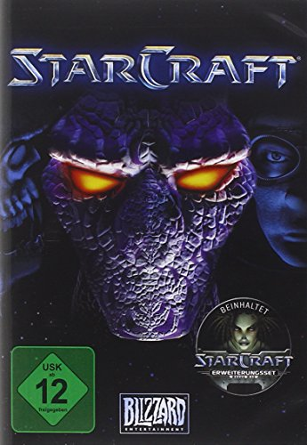 StarCraft (incluye Broodwar) - [PC]