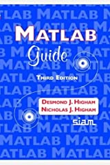 MATLAB Guide, Third Edition Hardcover