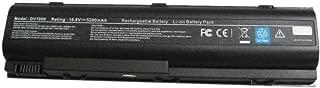 Laptop Battery for Compaq Presario V2000 V4000 V5000(6-Cell 10.8V 5200mAh )Black