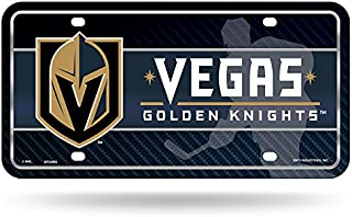 vegas golden knights license plate