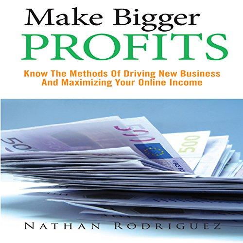 Make Bigger Profits  By  cover art