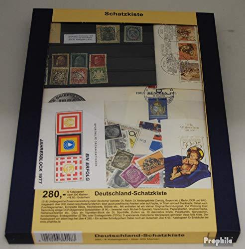 Prophila Collection Deutschland Schatzkiste Nr. 218 (Briefmarken für Sammler)
