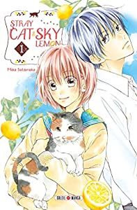 Stray Cat & Sky Lemon Edition simple Tome 1