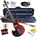 Bunnel EDGE Clearance Electric Violin Outfit Amp Included BE300