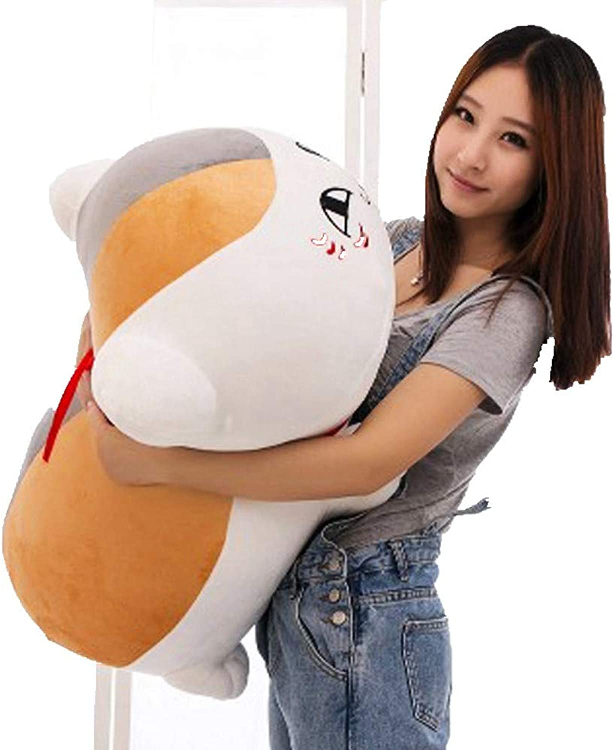 LAIBAERDAN Plush Doll Cat Plush Doll Girl Pillow Pillow Pillow 203050607080Cm, 70Cm