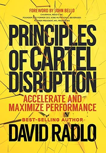 PRINCIPLES OF CARTEL DISRUPTION Accelerate and Maximize Performance product image