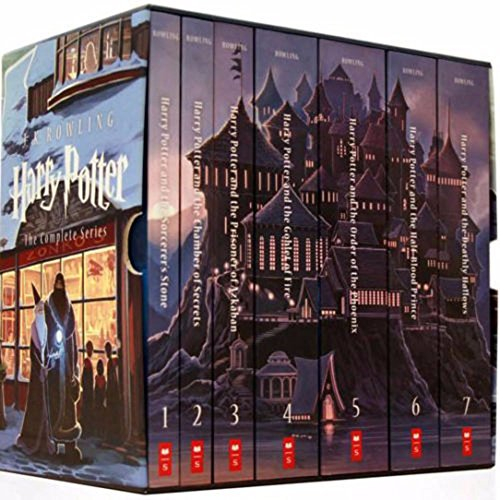 Harry Potter Complete Book Series Special Edition Boxed Set by J.K. Rowling NEW!