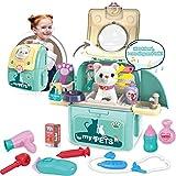 Magic4U Pet Cat Carrier Backpack Toy, 23PCS Pet Care...