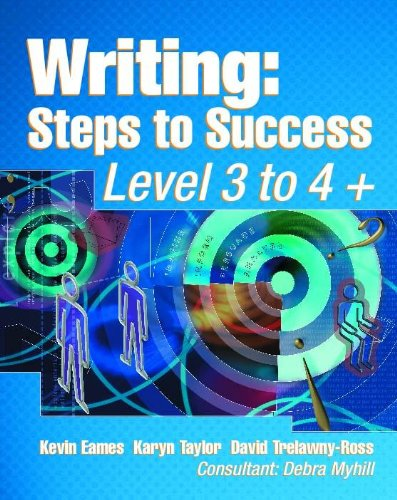 Writing: Level 3 to 4+: Steps to Success (Writing steps to success)