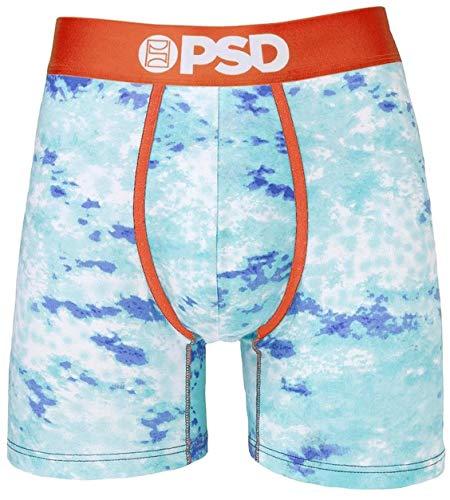 PSD Underwear Herren Boxershorts,Weiss,L