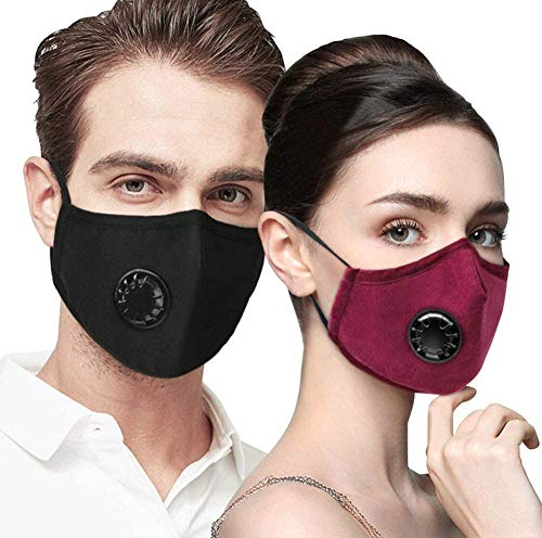 Top 10 Best Activated Carbon Filter Antiviral Face Masks Reviews 2019-2020 cover image