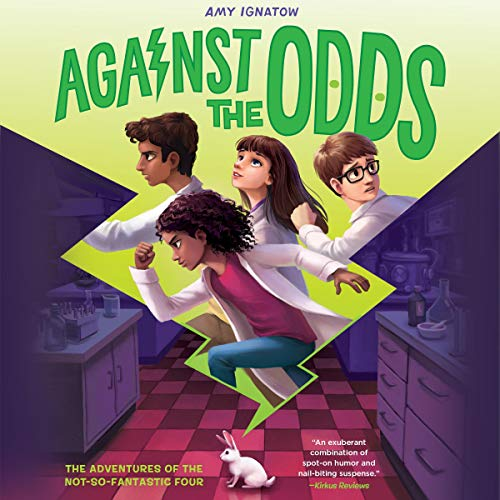 Against the Odds Audiobook By Amy Ignatow cover art