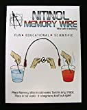 Images SI Nitinol Memory Wire