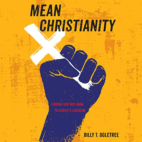 Mean Christianity audiobook cover art