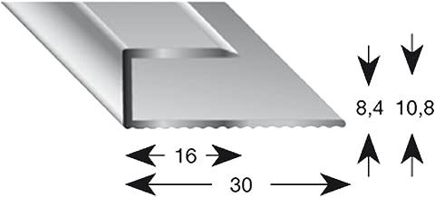 sts44/SD 100 k/ügele oblicuo Perfil 1000/Arena anodizado 1/pieza