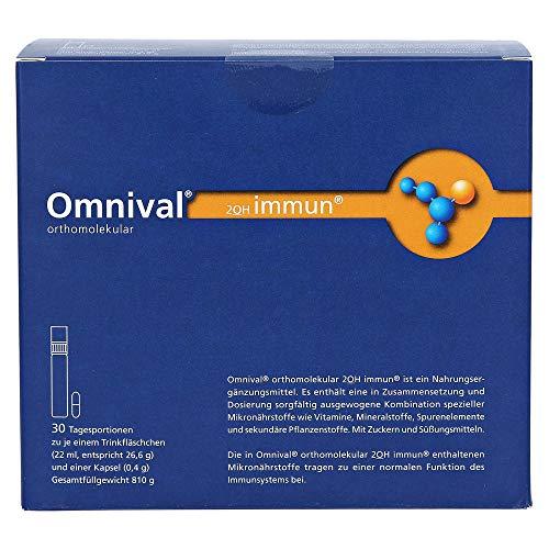 OMNIVAL orthomolekul.2OH immun 30 TP Trinkfl. 30 St